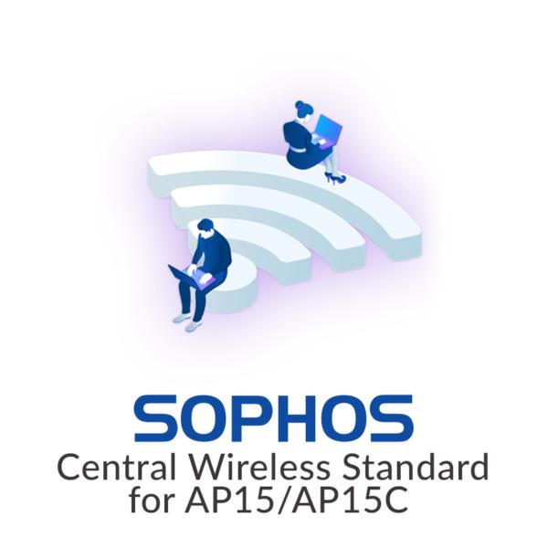 Sophos Central Wireless Standard for AP15/AP15C