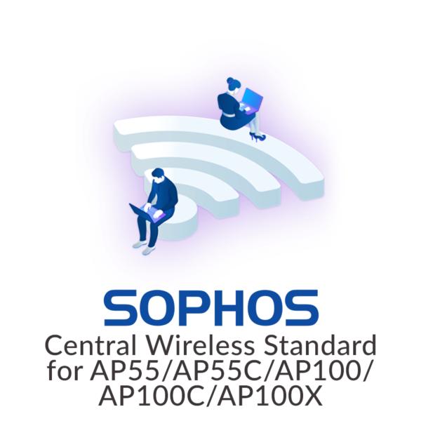 Sophos Central Wireless Standard for AP55/AP55C/AP100/ AP100C/AP100X
